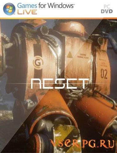Постер игры Reset (2015)