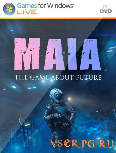 Постер игры Maia