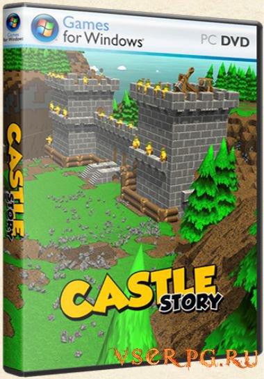 Постер игры Castle Story