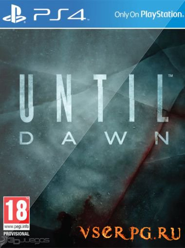 Постер игры Until Dawn