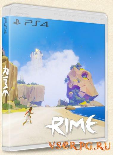 Постер игры Rime