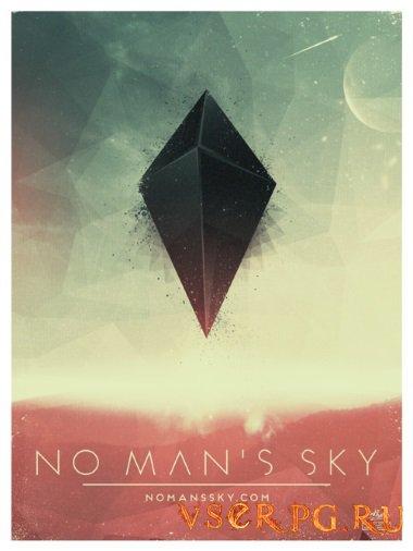 Постер игры No Mans Sky