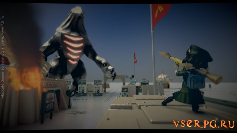 The Tomorrow Children screen 2