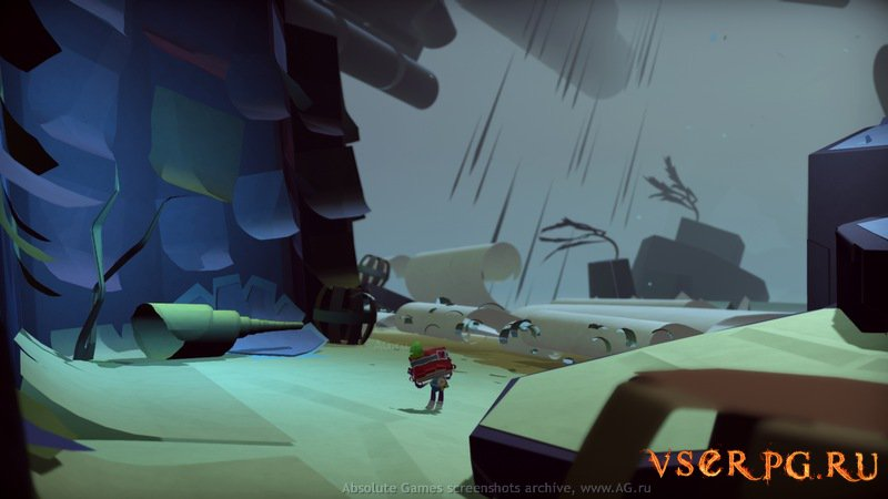Tearaway Unfolded screen 2