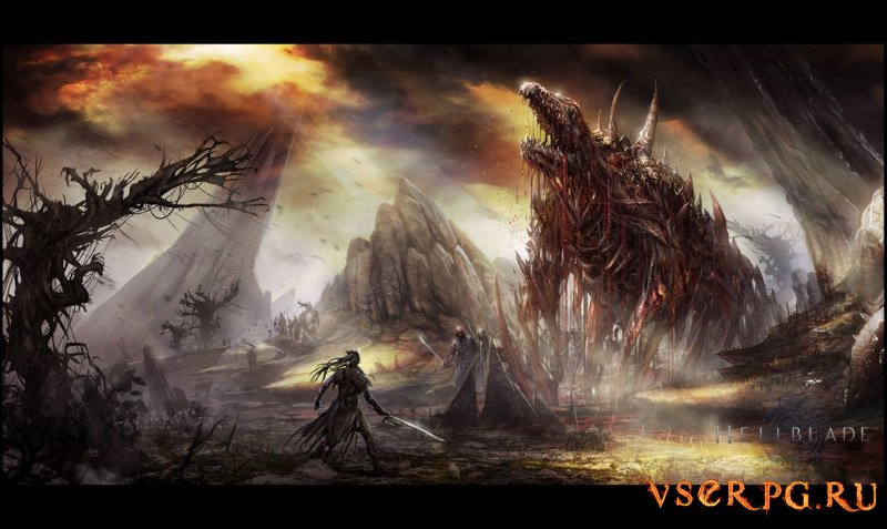 Hellblade screen 2