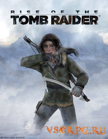 Постер игры Rise of the Tomb Raider [Xbox One]