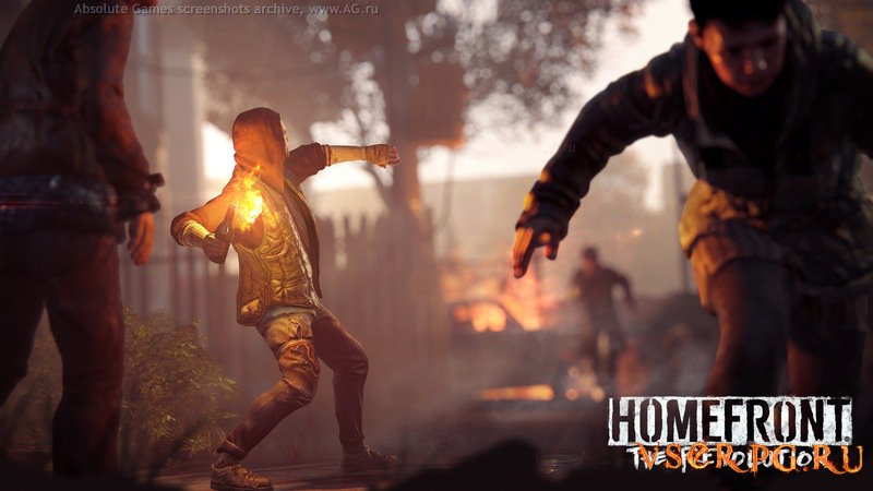Homefront: The Revolution [Xbox One] screen 2