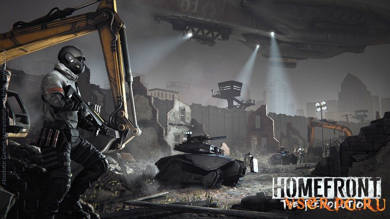 Homefront: The Revolution [Xbox One] screen 3