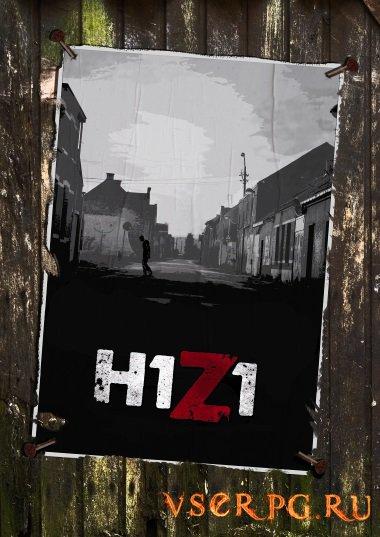 Постер игры H1Z1