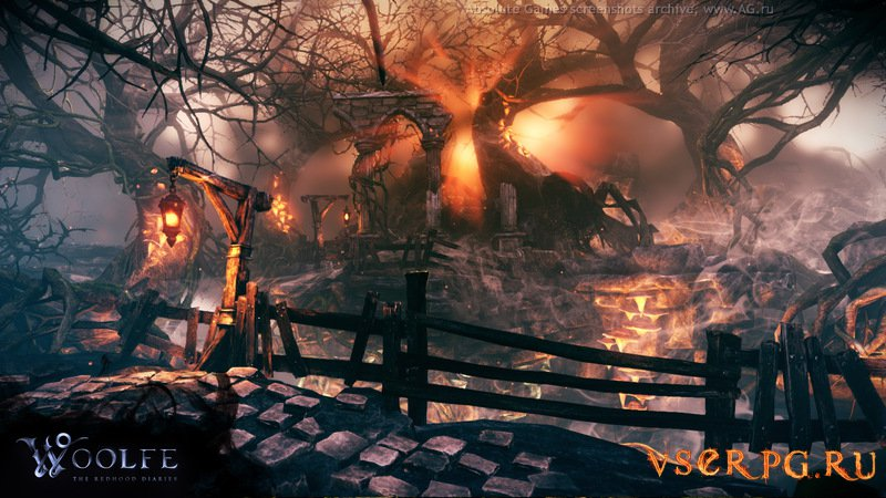 Woolfe: The Red Hood Diaries screen 3