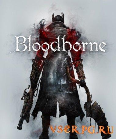 Постер игры Bloodborne