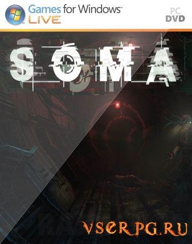 Постер игры SOMA