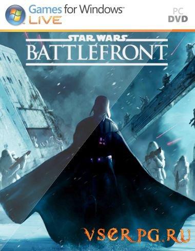 Постер игры Star Wars: Battlefront (2015)