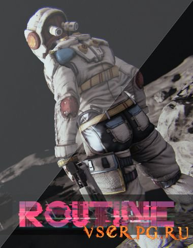 Постер игры Routine (2015)
