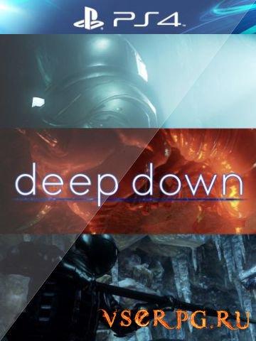 Постер игры Deep Down
