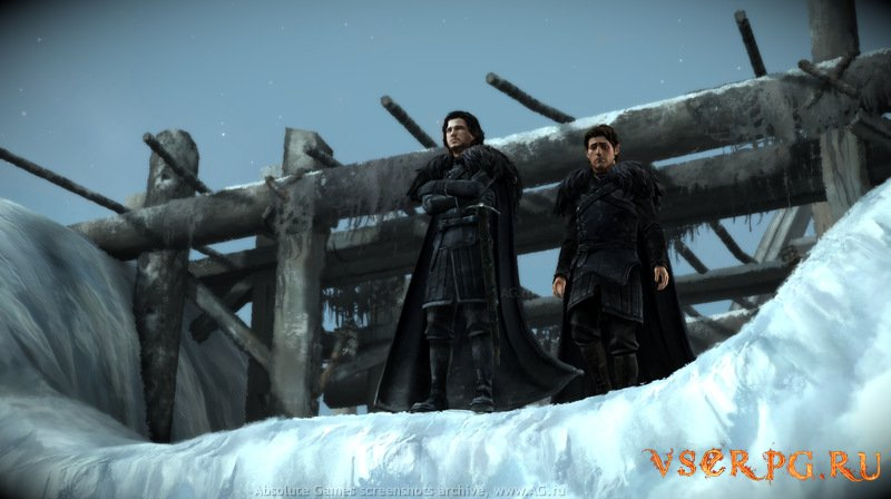 Game of Thrones Episode 2 The Lost Lords screen 2