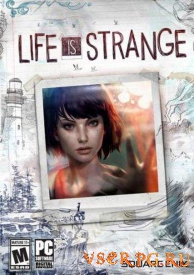 Постер игры Life is Strange: Episode 1 Chrysalis [Xbox One]