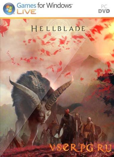 Постер игры Hellblade: Senua's Sacrifice