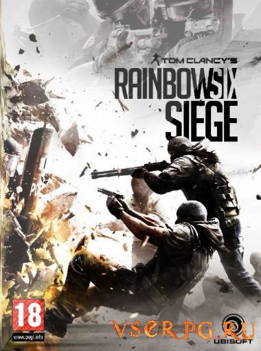 Постер игры Rainbow Six Siege [Xbox One]