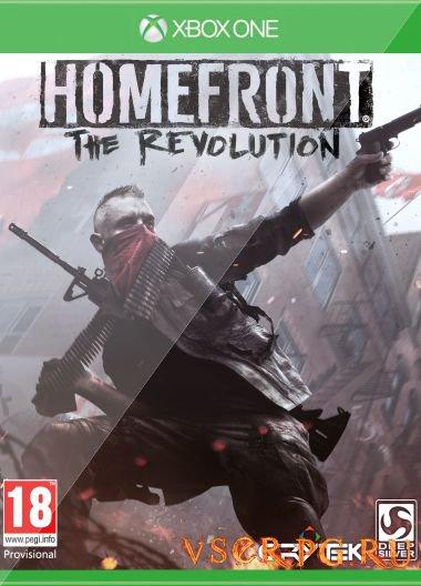 Постер игры Homefront: The Revolution [Xbox One]