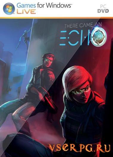 Постер игры There Came an Echo