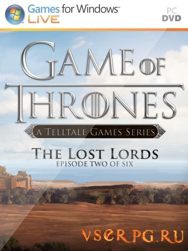 Постер игры Game of Thrones Episode 2 The Lost Lords