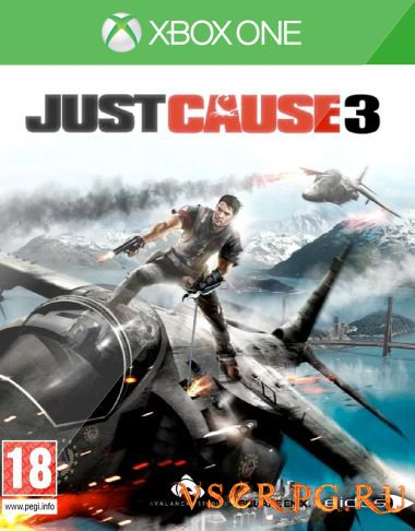 Постер игры Just Cause 3 [Xbox One]