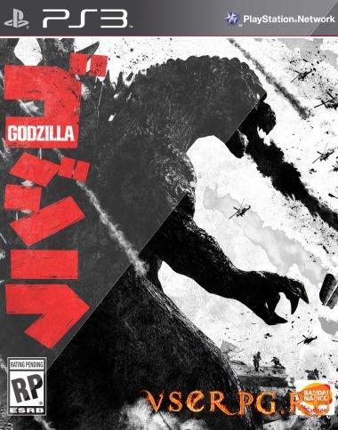 Постер игры Godzilla [PS3]