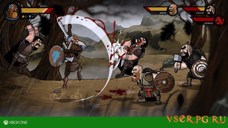 Wulver Blade screen 3