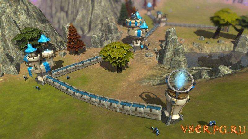 Siegecraft Commander screen 2