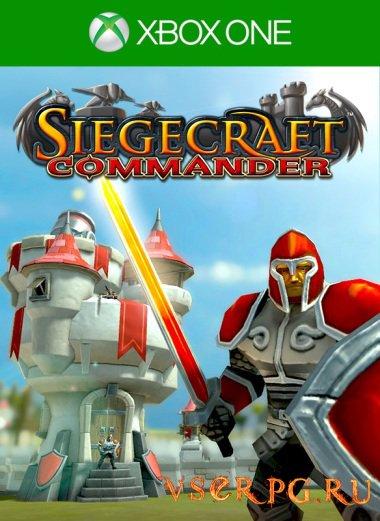 Постер игры Siegecraft Commander