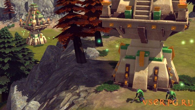 Siegecraft Commander screen 1