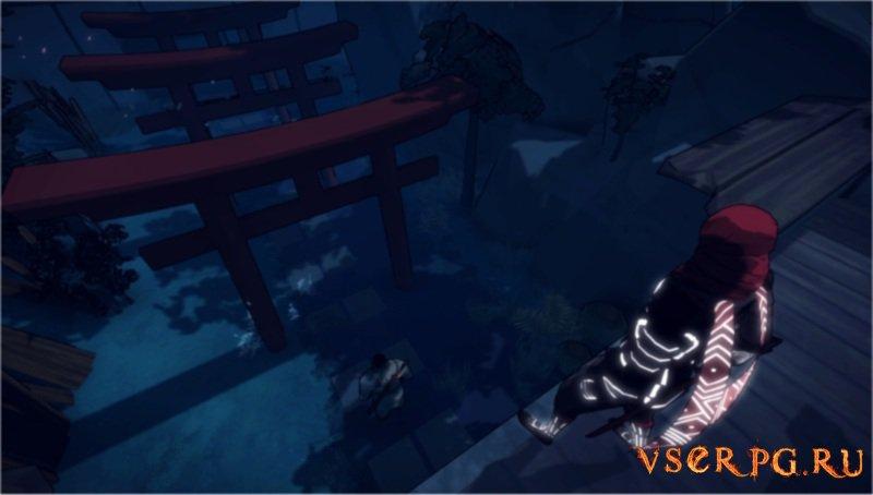 Aragami screen 1