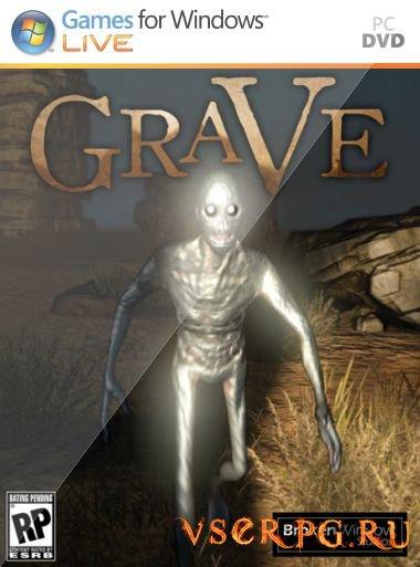 Постер игры Grave