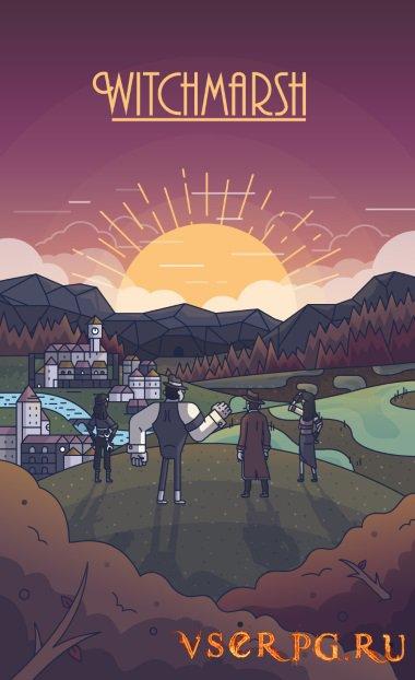 Постер игры Witchmarsh