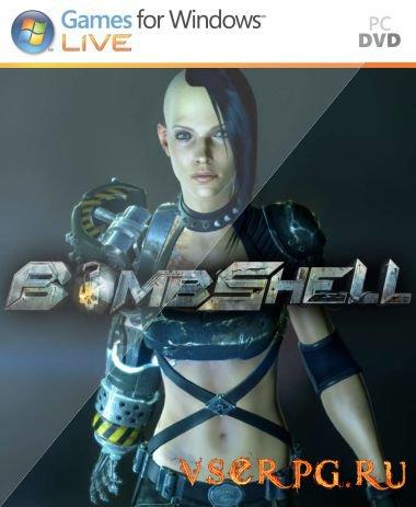 Постер игры Bombshell