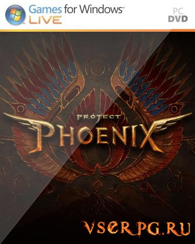 Постер игры Project Phoenix