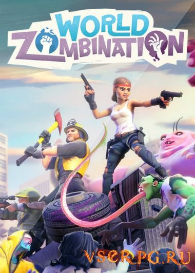 Постер игры World Zombination