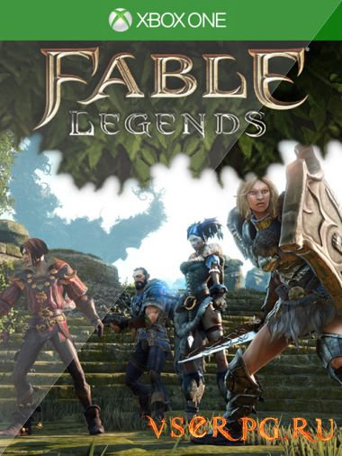Постер игры Fable Legends [Xbox One]