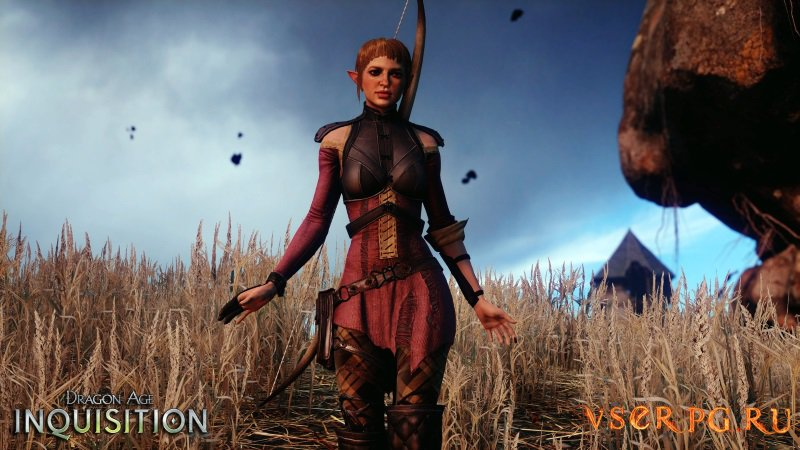 Dragon Age Inquisition PC screen 1