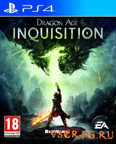 Постер игры Dragon Age Inquisition [PS4]