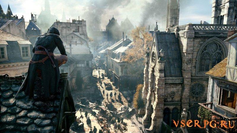 Assassins Creed Unity [PS4] screen 1