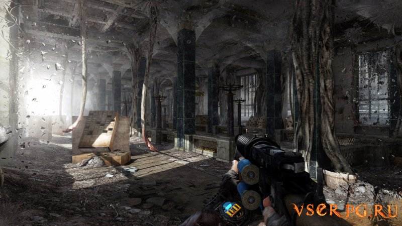 Metro Redux screen 3