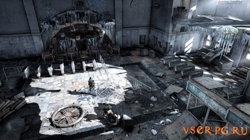 Metro Redux screen 2