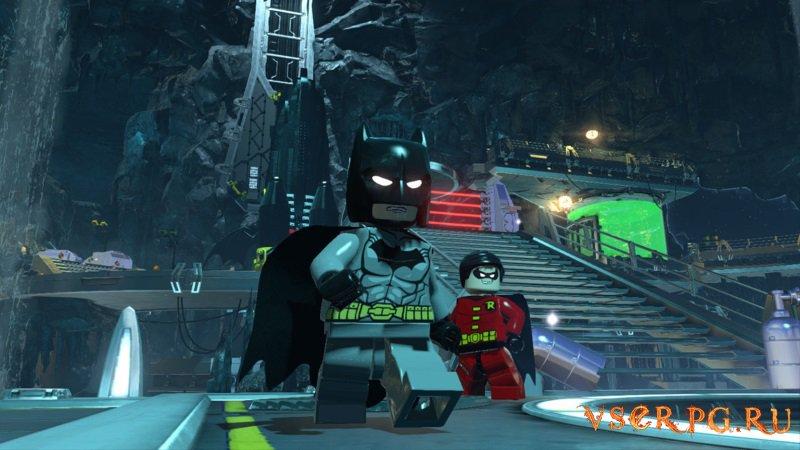 LEGO Batman 3 Покидая Готэм screen 3