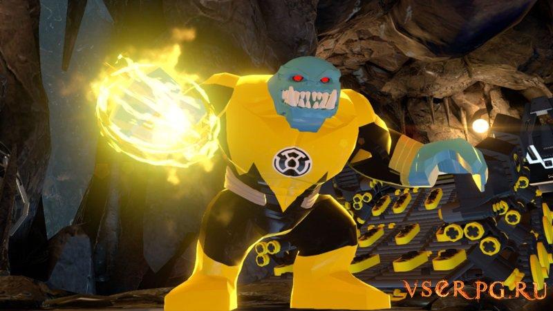 LEGO Batman 3 Покидая Готэм screen 1
