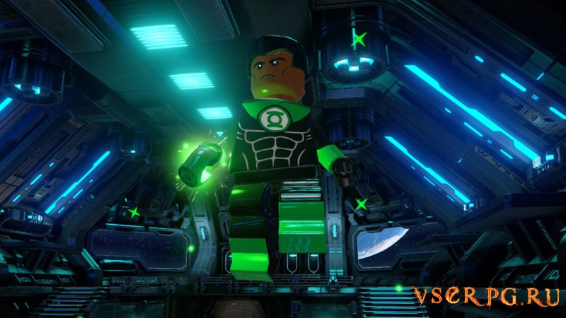 LEGO Batman 3 Покидая Готэм screen 2