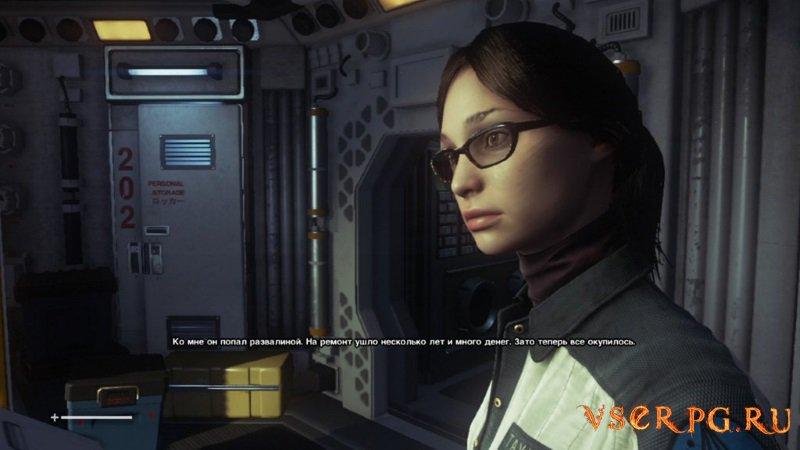 Alien Isolation [Xbox 360] screen 2