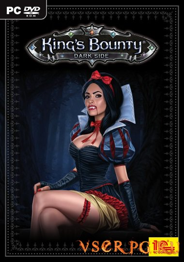 Постер игры Kings Bounty Dark Side