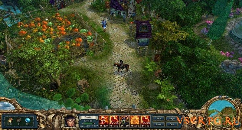 Kings Bounty: Темная Сторона screen 1